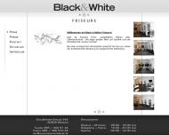 Black White Friseure