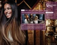 Website Friseursalon Charmant & Chic