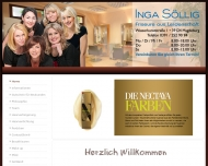 Website Söllig Inga Friseursalon