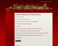 Website Salon Mary