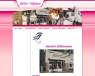 Bild Webseite Toeppich Tatjana Berlin