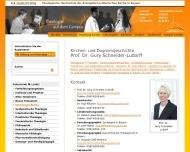Bild Webseite  Ohrenbach