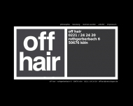 Bild Off Hair, Frank Werner Friseursalon