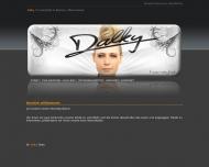 Bild Webseite Frisör Dalky Bremen