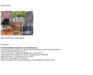 Bild Webseite  Schrozberg