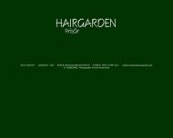 Bild Webseite Hairgarden Inh. Ilona Sievert Hannover
