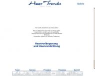 Bild Webseite Liso Tanja Haar-Trend's Aull