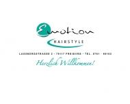 Bild Webseite Weber Gabriele Emotion Hairstyle Freiburg im Breisgau