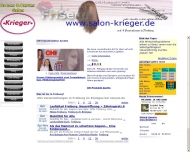 Website Krieger Berthold