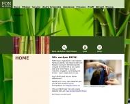 Bild Webseite FON Friseur Ohne Namen Kiel