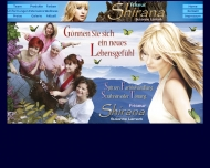 Bild Webseite Friseur Shirana Nürnberg