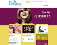 Bild Webseite Haargenau Petra Zimmer Friseurmeisterin Dortmund