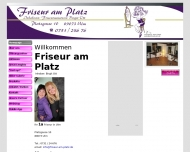 Bild Friseur am Platz Inh. Birgit Ott