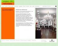 Bild Webseite Super10 Haircompany Krajewski & Petter Coiffeur Team Köln