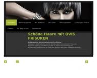Bild Webseite OVi's Frisuren Stuttgart