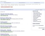Bild Webseite Großmarkt Obst und Gemüse Magdeburg