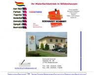 Bild Schmidt Eckhardt Malerbetrieb
