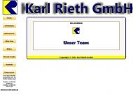 Bild Rieth GmbH Estriche