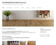Bild Fußbodentechnik P.Pavlovic