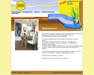 Bild Webseite Longericher Parkett Köln