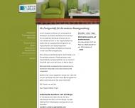 Bild Webseite Teppich Möller Kiel