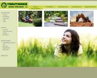 Bild Webseite Garten- und Landschaftsbau Trautmann Essen