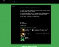 Website PIR Unternehmen