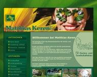 Bild Keren GmbH, Matthias Garten- und Landschaftsbau