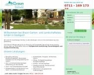 Bild Braun Garten- und Landschaftsbau GmbH