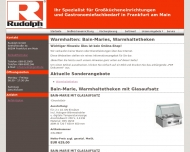 Website Rudolph
