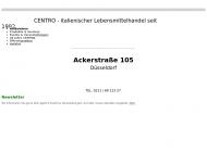 Bild Centro Lebensmittel- und Gastronomie Handels GmbH