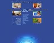 Bild C. H. I. Sanitär- und Heizungsbau GmbH & Co. KG Sanitärinstallation und Gasheizung