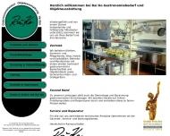 Bild Webseite RaiKo Groß & Einzelhandel Gastronomiebedarf Bad Köstritz
