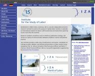 Bild IZA Forschungsinstitut zur Zukunft der Arbeit GmbH