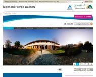 Bild Webseite Jugendgästehaus Dachau Dachau