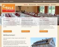 Bild Gaststätte Restaurant - Restaurant Carle