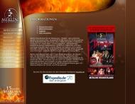 Bild Webseite Gaststätte Restaurant - Merlins Wunderland Dresden