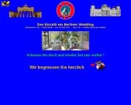 Bild Webseite Eiscafe Eisberg Berlin