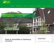 Website Zum alten Bahnhof