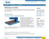 Bild Webseite  Quickborn