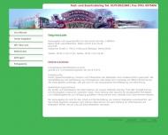 Website Gaststätte Restaurant - A la minute