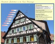 Bild Webseite  Illingen