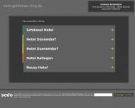 Bild Webseite Gaststätte Zum Goldenen Ring Bernd Schneider Dresden