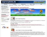 expressphoto.de - Ihr Profi f?r Digitalbilder, Fotogeschenke, Poster