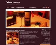 Viva Flensburg - best mexican restaurant in town Tapas, Mexikaner