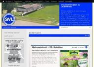 Bild Webseite Sportverein Nürnberg-Laufamholz 1895 Nürnberg