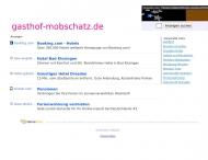 Bild Webseite Gasthof Mobschatz Dresden