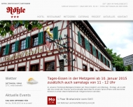 Bild Webseite  Dettingen an der Erms
