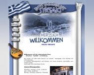Bild Webseite Restaurant Syrtaki Inh. Ioanna Vassiliou Duisburg