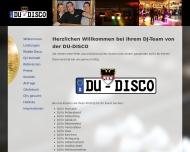 Bild Webseite Wegner Joachim Duisburg